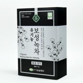 [일반포장]유기농 보성녹차(녹향)