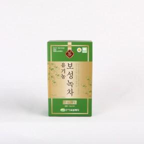 [일반포장]유기농 보성녹차(예향)
